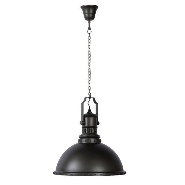 Dumont D40 cm - Lucide - kolor czarny