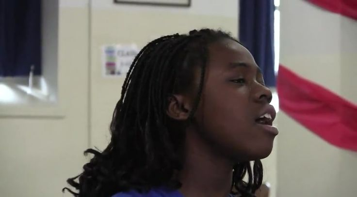 Incredible Child Singer Praises God in School by Singing How Great is Our God - Inspirational Videos
