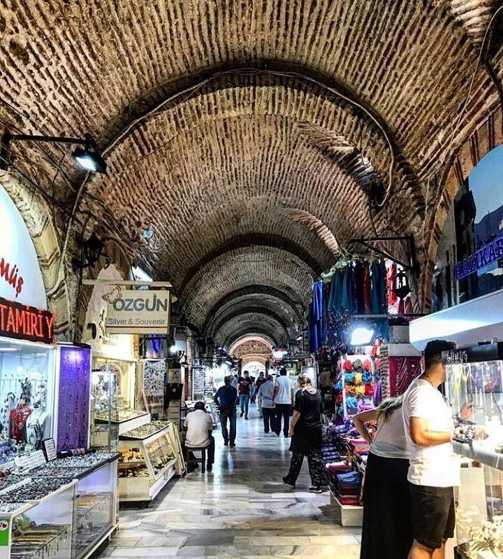 Kızlar Ağası Hanı / İzmir / Turkey