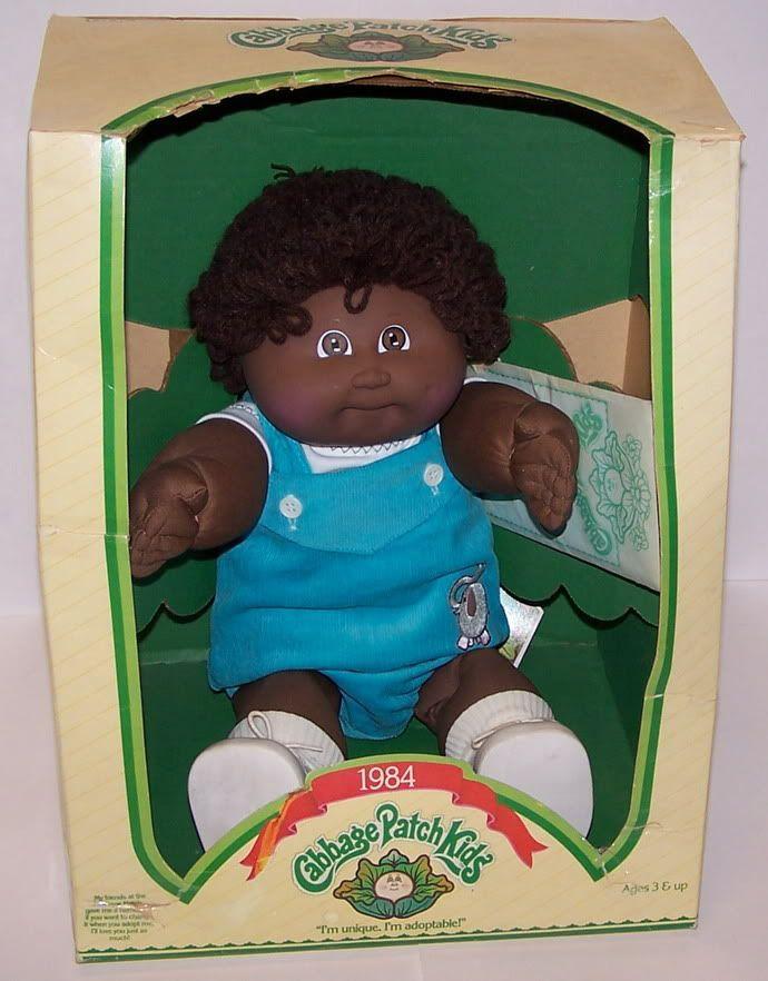 Original Cabbage Patch Dolls | Cabbage Patch Doll Monte Lionel Coleco 1984 Vintage | eBay