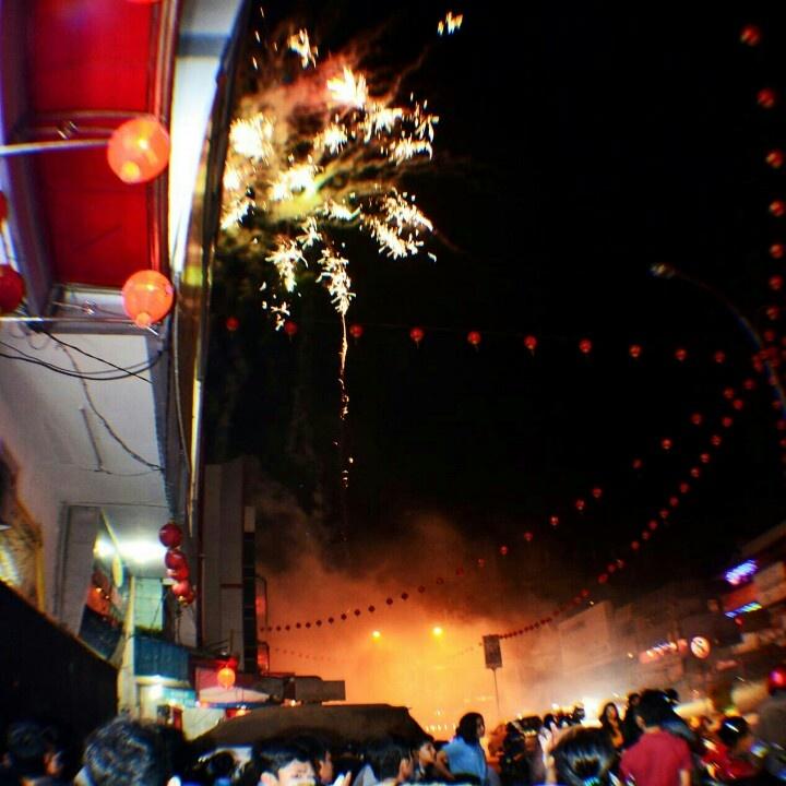 Lunar New Year in Pontianak