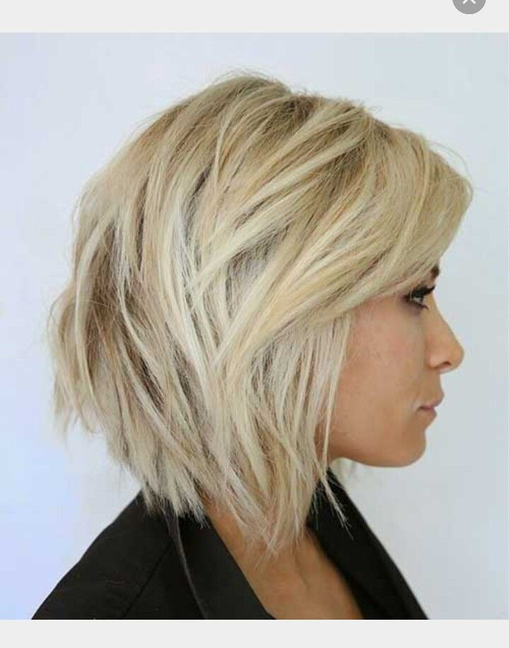 25 Best Ideas about Textured Bob Hairstyles on Pinterest