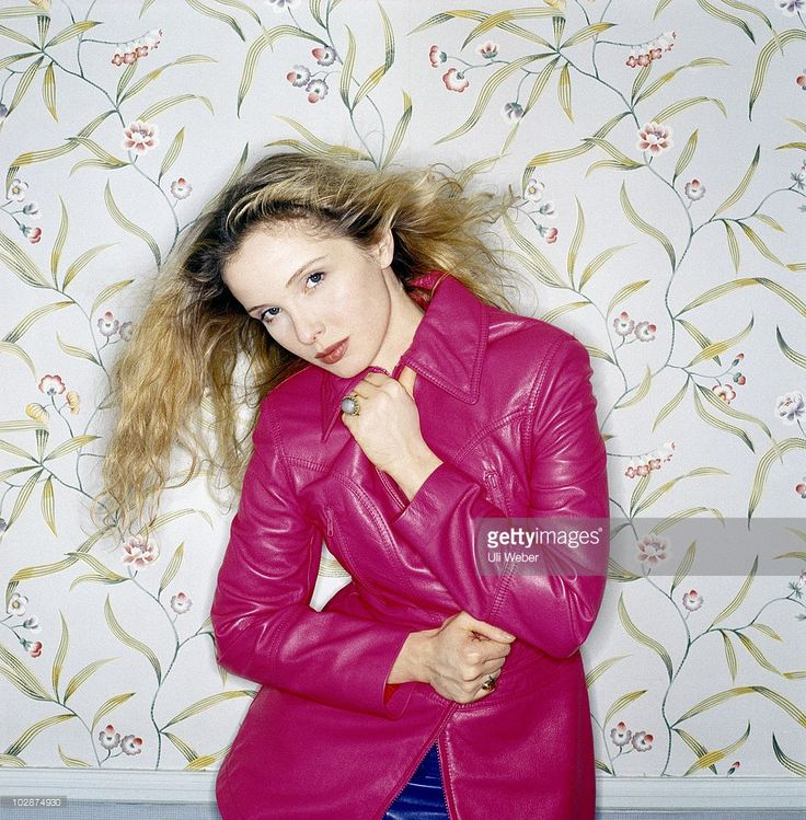 News Photo : Actor Julie Delpy poses for a portrait shoot in...