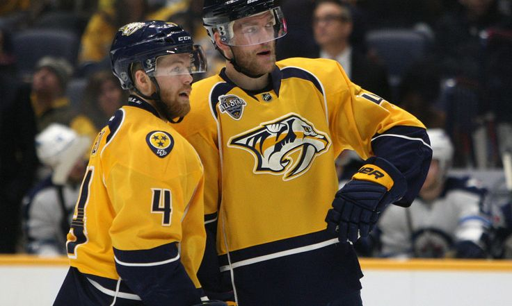 Mattias Ekholm, Ryan Ellis Thrive in Wake of Seth Jones Trade = When the Nashville Predators made the blockbuster trade in swapping defenseman Seth Jones for Ryan Johansen, it filled one hole and created another. Johansen plugs the franchise-long void of a true first-line center while the departure of Jones left.....
