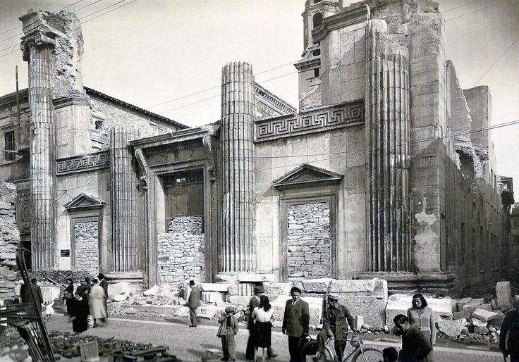 San Sebastiano nel 1946.