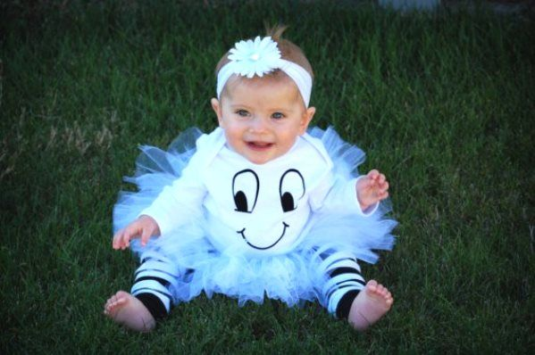 Ghost Baby Costume, Halloween Costume Ideas Part 2