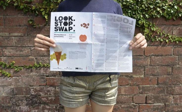 Look.Stop.Swap photo diary