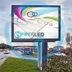 Freeled elektronik olarak imalatını yaptığımız totem led ekran sistemleri için kesif ekibimize ulasın 0 212 424 50 60 www.freeled.net