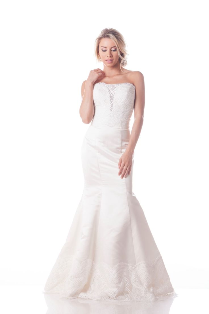 customize your own Olia Zavozina wedding gown