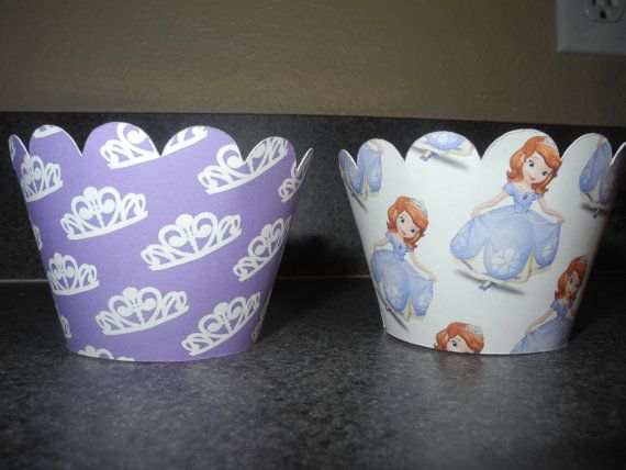 Hey, I found this really awesome Etsy listing at http://www.etsy.com/listing/155283241/sofia-the-first-cupcake-wrappers-disney
