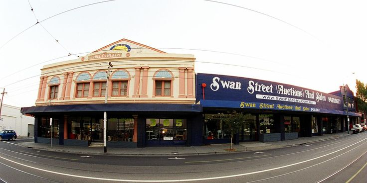 Swan Street Sales Auctions in Richmond, VIC