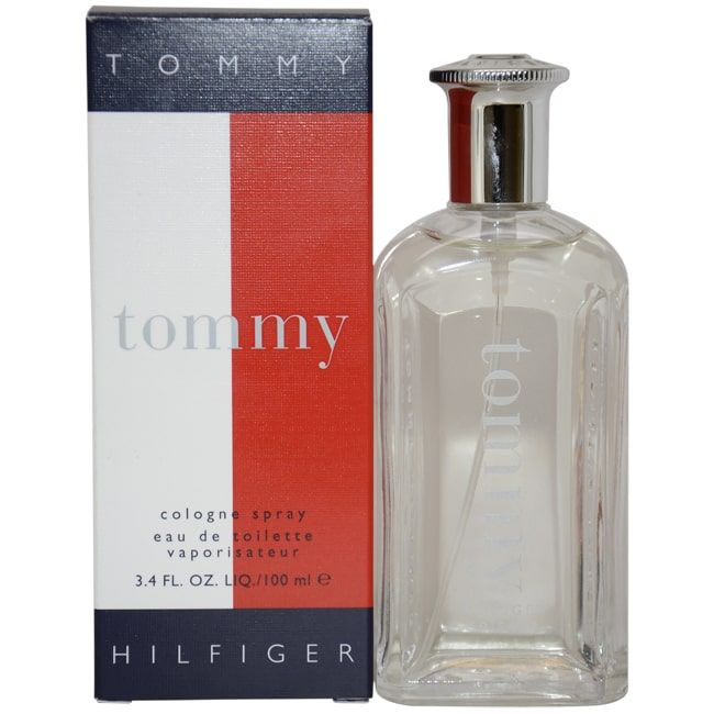 Tommy Hilfiger 'Tommy' Men's 3.4-ounce Cologne Spray