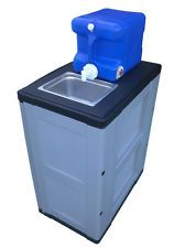 Portable Sink hand washing made easy no electricity NEW