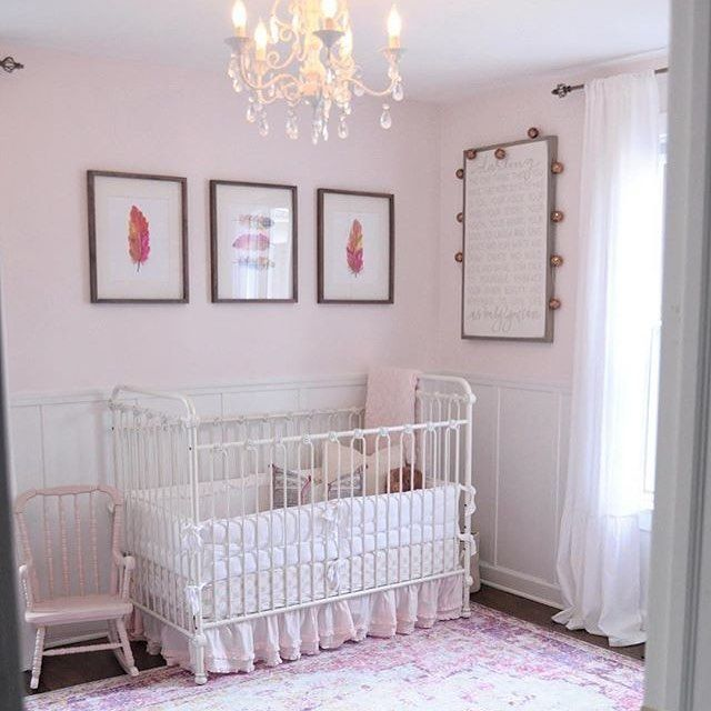 626 Best Pink Nursery Images On Pinterest | Babies Nursery, Child Room And  Aprons