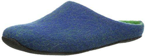 MagicFelt JU 720, Unisex-Erwachsene Pantoffeln, Blau (lagoon 4831), 36 EU (3.5 Erwachsene UK) - http://on-line-kaufen.de/magicfelt/36-eu-magicfelt-ju-720-unisex-erwachsene-4