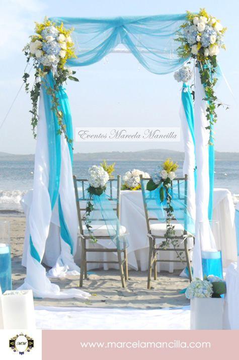 Matrimonio Catolico En La Playa Colombia : Decoraciones con telas al aire libre buscar google