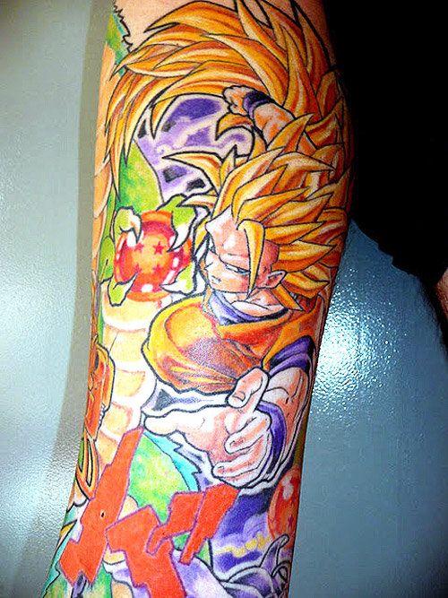 Rock the Dragon, Dragon Ball Z