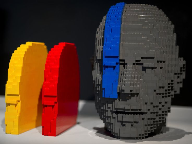 Since then, The Art of the Brick has traveled to 26 states and 14 countries.