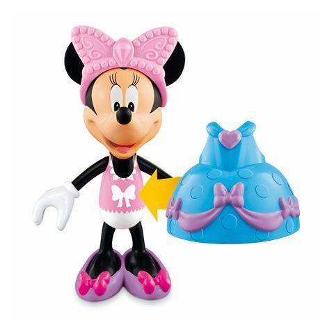 Coffret princesse Minnie Disney Baby Minnie  - marque : Fisher Price Coffret princesse Minnie de Fisher-Price pour habiller Minnie des plus belles tenues et accessoires avec ce magnifique coffret !... prix : 20.47 EUR €  chez Auchan Jeux et Jouets #FisherPrice #AuchanJeuxetJouets