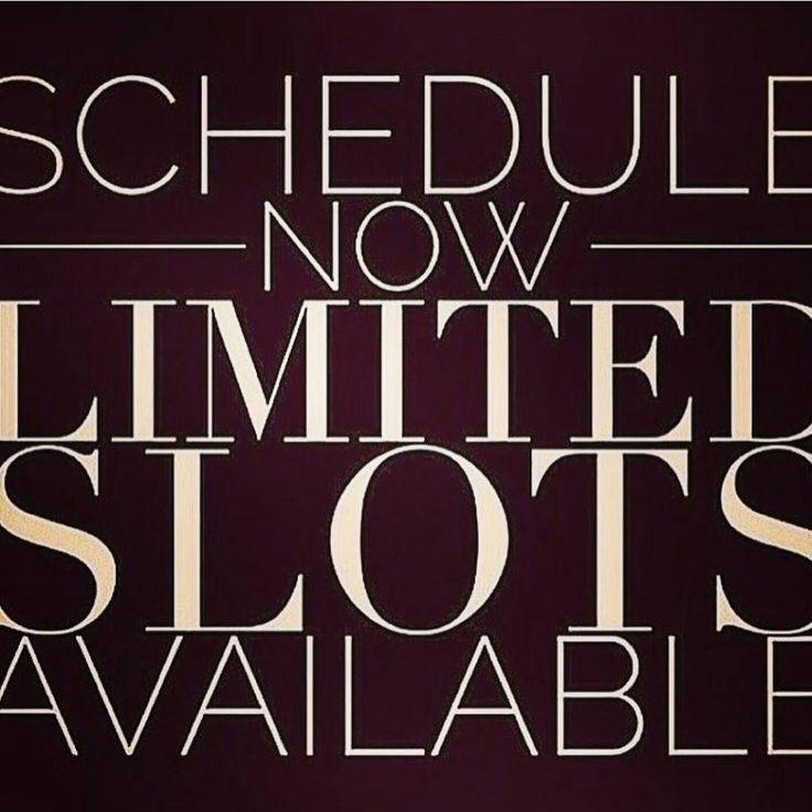 @prettysmilesbydanisha Appointments are available tomorrow and Sunday. Book now…