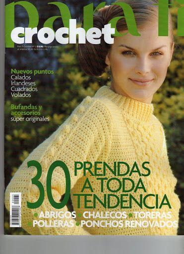 PARA TI CROCHET (5-2007) - ling730 - Álbuns da web do Picasa