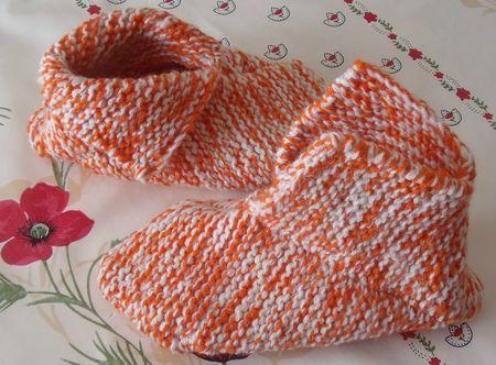 Déterminer taille carré pour chaussons