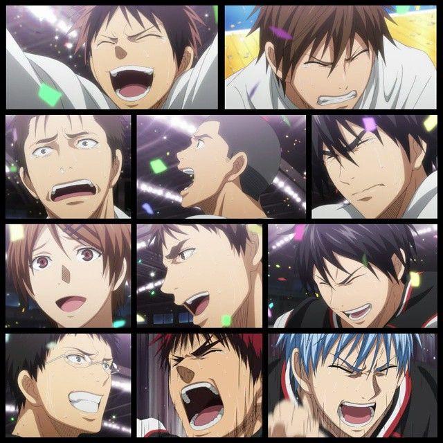 #mulpix 😢😢  #Kuroko  #Kurokotetsuya  #Kurokonobasuke  #kurokonobasket   #KisekiNoSedai  #generationofmiracles  #Generasikeajaiban  #Seirin  #Rakuzan  #Finalstagevsrakuzan  #Kagami  #Kiyoshi  #Koga  #Mitobe  #Furihata  #Hyuga  #Izuki  #Riko  #Kise  #Aomine  #Akashi  #midorima  #Murasakibara  #Wintercup  #Champion  #Emperoreye  #Quasiemperoreye  #Ignitepass  #Zone