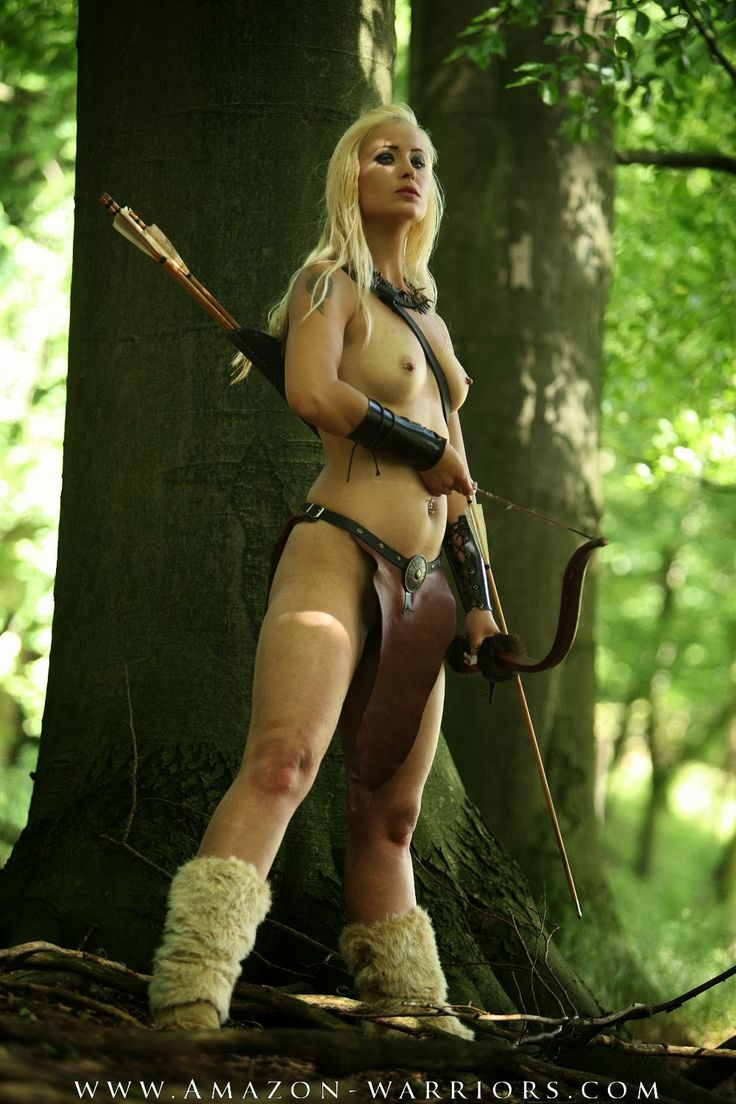 Half naked amazon warrior clips nsfw video