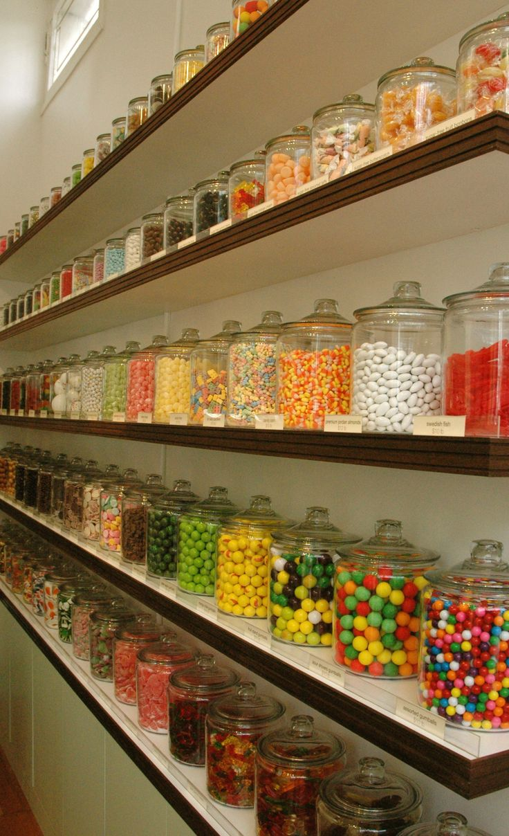 San Francisco's New Candy Store