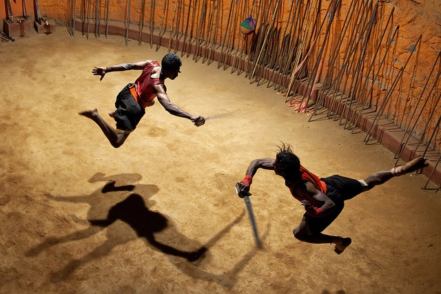 Kalaripayattu keralan martial art Indian martial art from the southern state of ancient Tamilnadu and Kerala.