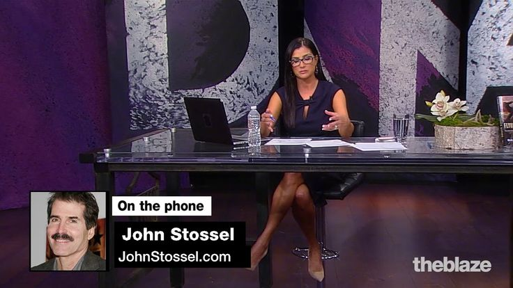 Dana Loesch interviews John Stossel - YouTube