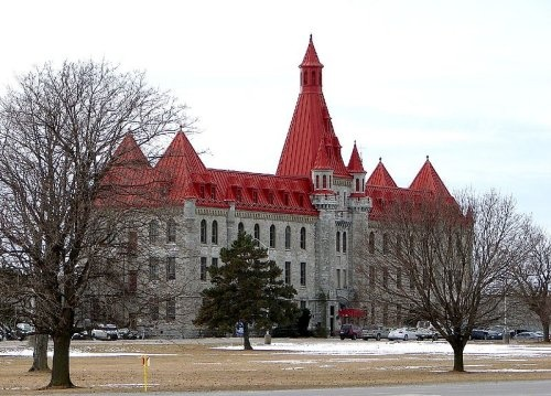 Google Image Result for http://www.my-world-travelguides.com/pics/collins-bay-institution-kingston-ontario.jpg This is NOT Disney!
