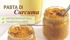 La ricetta della pasta di curcuma è facile da realizzare. Ecco come fare in casa la pasta di curcuma, anche per il golden milk, come usarla e conservarla