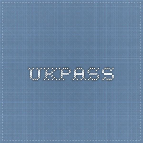 UKPASS - Helping students into UK Postgraduate courses https://pgapp.ukpass.ac.uk/ukpasspgapp/login.jsp