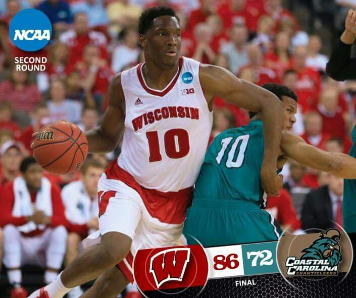 March Madness.....Go Badgers