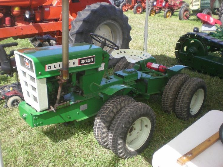 Articulated Tractor Toys And Joys : Oliver articulated g tractors