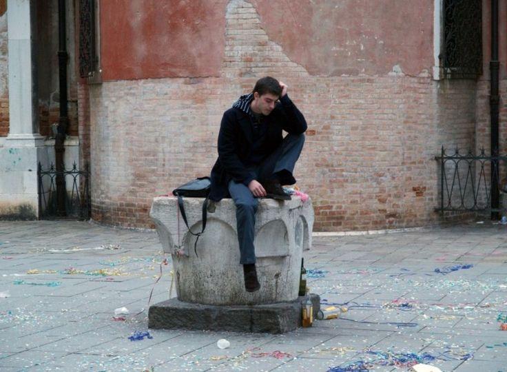 Michele Riondino in Dieci Inverni di Valerio Mieli - 2009