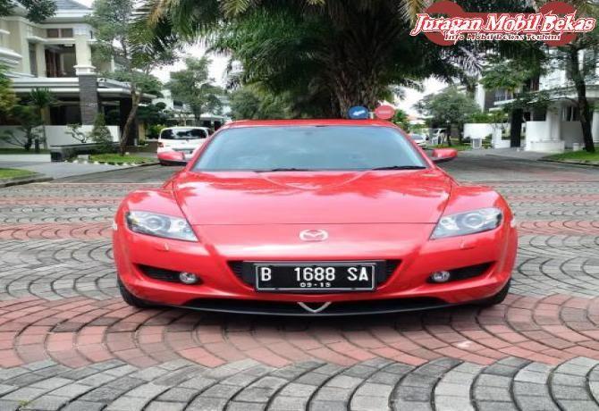 Jual Mobil Bekas  Mazda RX 8 2007 Manual Merah image 1