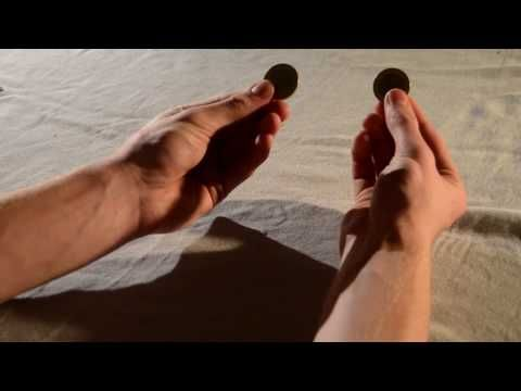 Gravity COIN TRICK - TUTORIAL | TheRussianGenius - YouTube