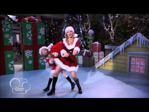 Liv And Maddie - Fa La La La - a- Rooney - Part 1