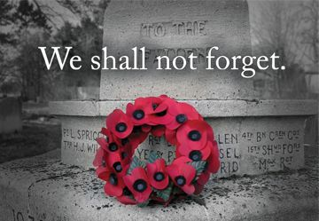 Remembrance Day events in Burlington. For more events: http://www.summerfunguide.ca/events.php