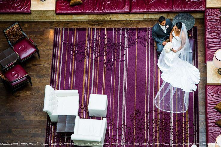 © http://www.MoscaStudio.com | A beautiful Portland wedding day at The Nines Hotel, downtown. | #portlandwedding #thenines #matrimonio #moscastudio