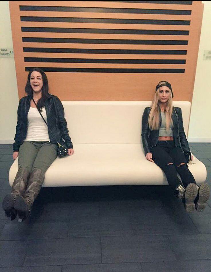 Bayley & Carmella