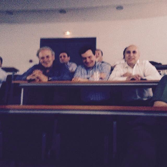 5η συνάντηση Morbidity & Mortality meeting του Απριλίου. Η συνάντηση των ουρολογικών κλινικών έγινε στο Ιπποκράτειο Γενικό Νοσοκομείο Θεσσαλονίκης.