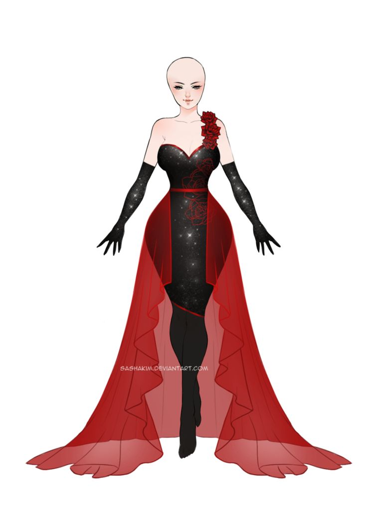 [OPEN] Outfit 15 by SashaKim