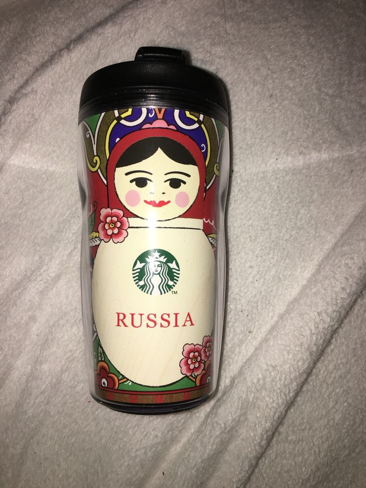 Russian Starbucks
