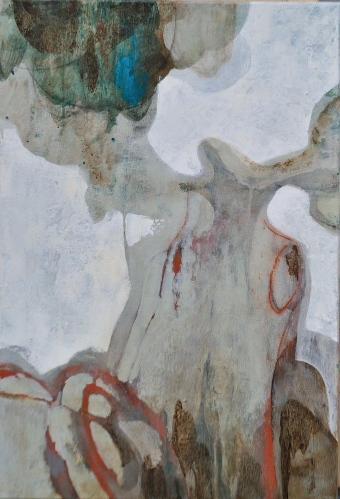 Diletta Boni - Untitled - Febbraio 2017 - Arylic on canvas - 60x40cm