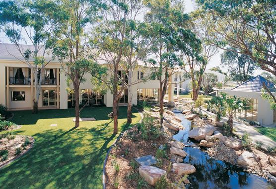 Waterbrook at Yowie Bay // Taylor Brammer Landscape Architects