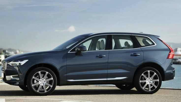 2018 Volvo XC60 FIRST DRIVE REVIEW - 2018 Volvo XC60 | First Drive
