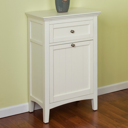 25 best ideas about wooden laundry hamper on pinterest wooden laundry basket cabinet trash - Wooden hampers for laundry ...